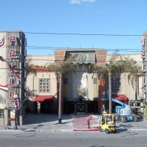GRAUMAN CHINESE set - overview