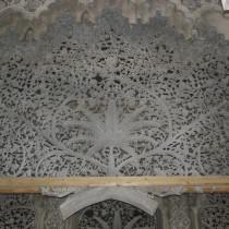 Seville set - Details of islamic grid