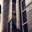 THE CASE OF THE WHITE CHAPEL, Sherlock Holmes TV Serial, 2001 - Church set detail